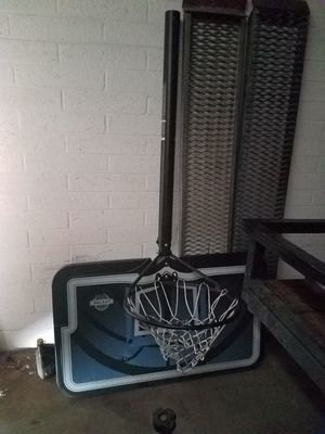 Basketball Hoop w/ stand for Sale in Glendale, AZ