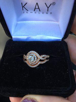 Diamond wedding ring for Sale in Lake Wales, FL