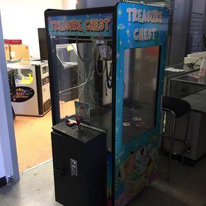 Treasure chest arcade game for Sale in Grand Prairie, TX