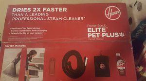 Hoover Elite power scrub vacuum for Sale in Miami, FL
