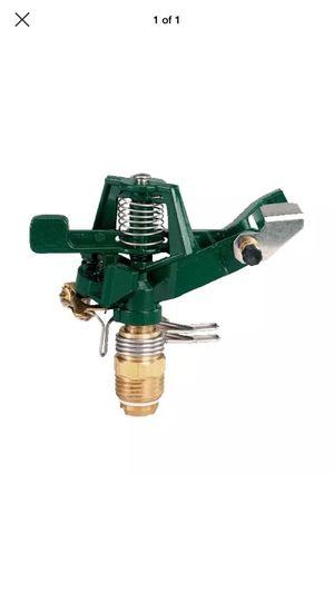 Orbit Metal Impact Sprinkler Head for Yard Watering - Lawn Sprinklers - 58001N for Sale in Roseville, CA
