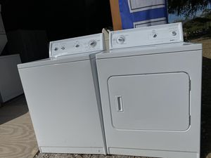 Kenmore washer and electric dryer for Sale in Winter Haven, FL