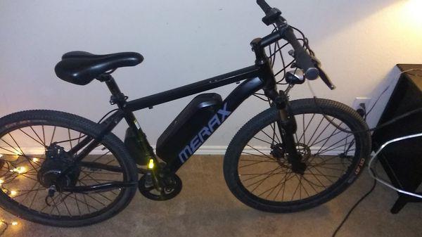 Merax electric mountain bike
