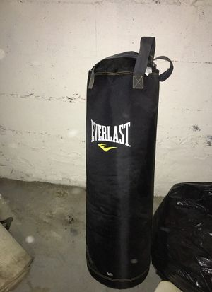 Everlasting punching bag for Sale in St. Louis, MO
