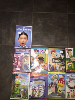 Kids movies for Sale in Chicago, IL