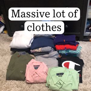 Massive Lot Of Clothes (25 Items) for Sale in Chicago, IL