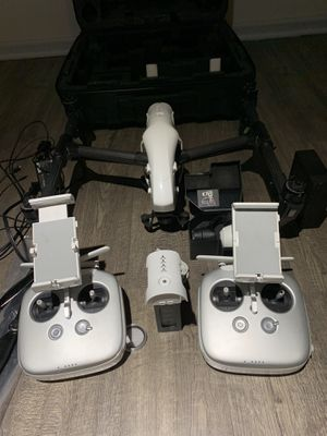 DJI DRONE INSPIRE PROFESSIONAL VIDEO PRODUCTION for Sale in Norwalk, CA