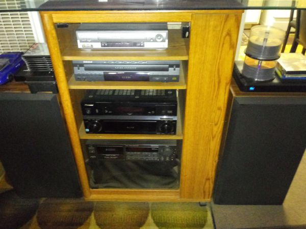 Pioneer stereo system w/o cabinet