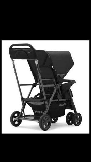 Joovy ultralight double stroller new model for Sale in Everett, WA