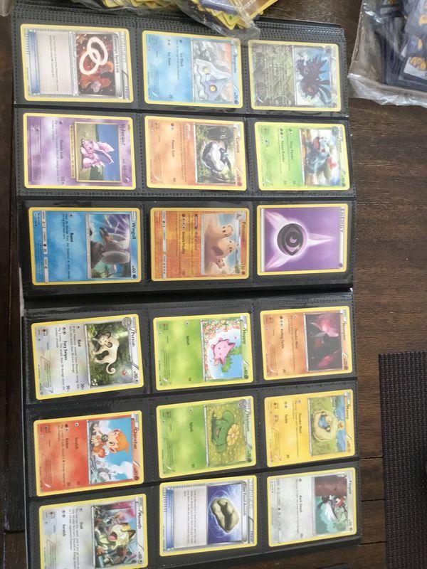 Poke mon cards