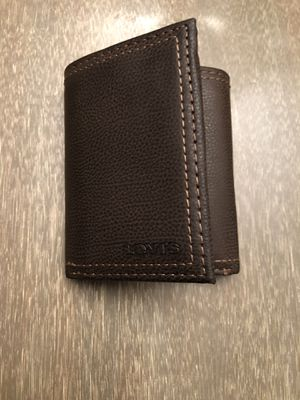 Levi's leather wallet for Sale in Portland, OR