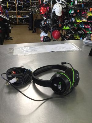 Turtle Beach Xbox 360 Headset for Sale in Marlboro Township, NJ