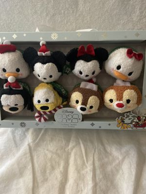 Disney tsum tsum Christmas for Sale in Fresno, CA