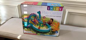 Intex inflatable Dinoland playset for Sale in Clayton, NC