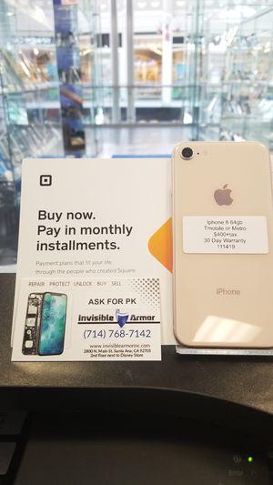 iPhone 8 64GB Tmobile for Sale in Santa Ana, CA