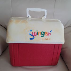 "Vintage 1970 SWINGER cooler By COVI 13.5"" Long. for Sale in Vancouver, WA"