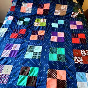 Textured Polyester Patchwork Quilt for Sale in Blue Springs, MO
