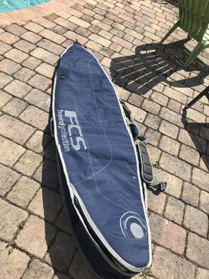FCS Explorer Surfboard bag- 6'3 for Sale in Pompano Beach, FL