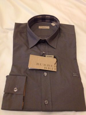 Burberry Dress Shirts for Sale in Fontana, CA