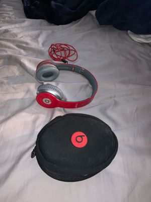 BEATS Red Edition for Sale in Riverside, CA