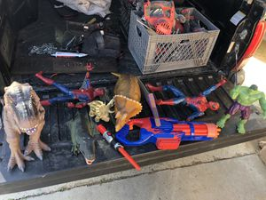 Box of kids toys for Sale in Norco, CA