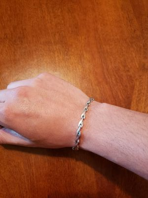 10k White Gold Bracelet for Sale in Fresno, CA