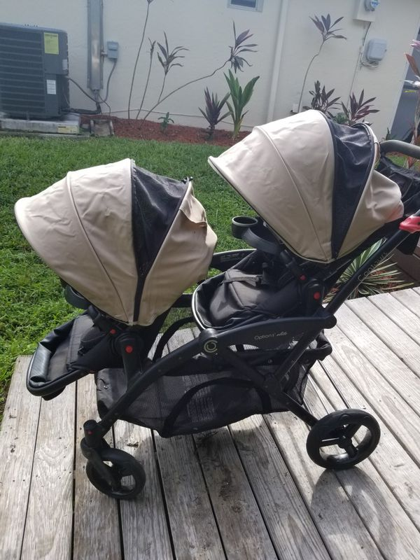Contours Elite Double Stroller