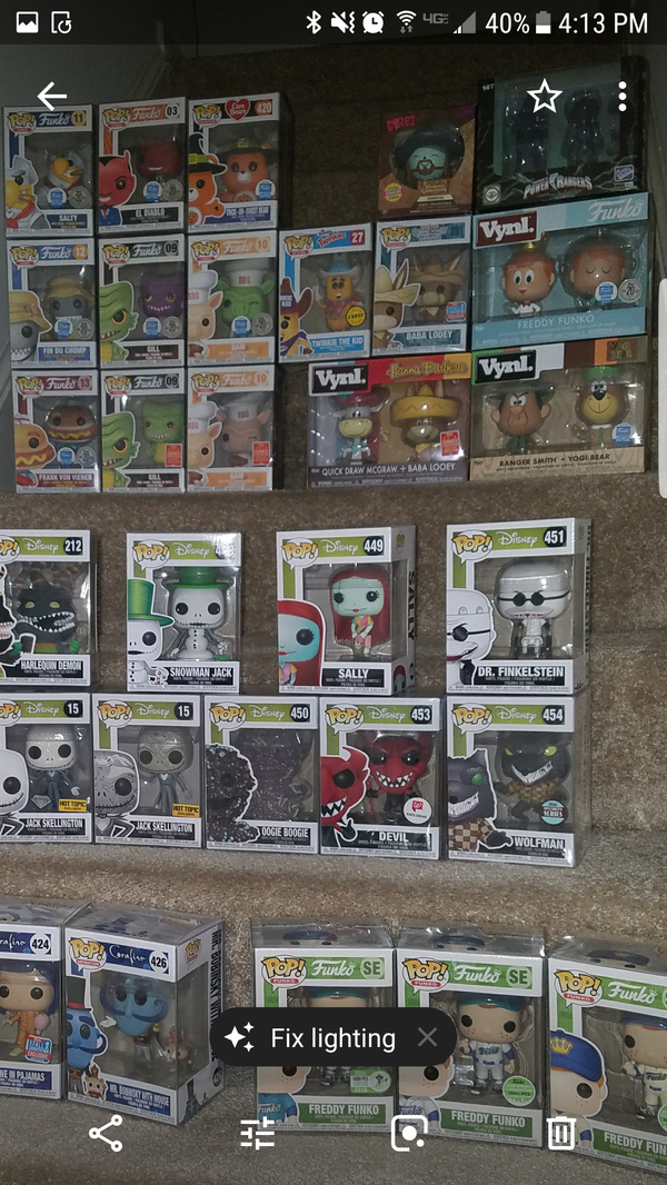 Funko PoP's, Vynl & other collectibles