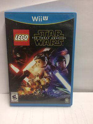 Wii u start wars Nintendo for Sale in Ridge Farm, IL