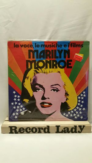 Marilyn Monroe French pressing vinyl record Sealed for Sale in San Diego, CA