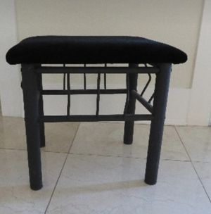 Vanity Makeup table and velvet stool for Sale in Boston, MA