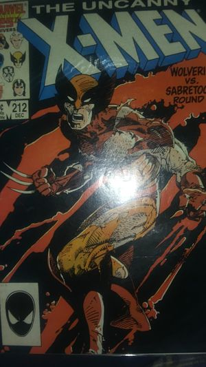 Xmen wolverine versus sabretooth 1986 for Sale in The Bronx, NY