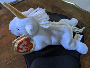 Rare Mystic beanie baby 1993 Mint for Sale in West Bloomfield Township, MI