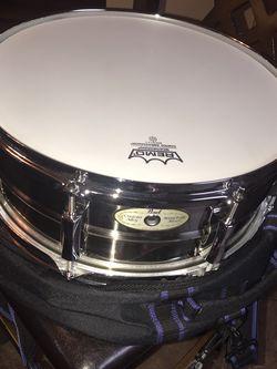 Pearl Silver Sensitone Steel Drum (NEW‼️) for Sale in Union Gap,  WA