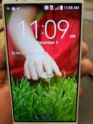 LG cellphone for Sale in Fresno, CA