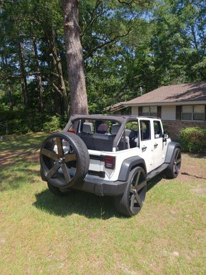 30 inches Rims&Tires for sale!!!5th wheel included for Sale in Mobile, AL