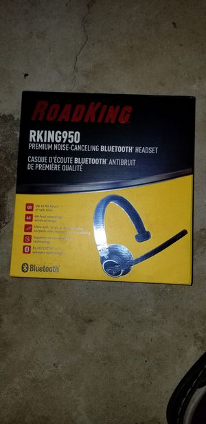 Road King Bluetooth headset for Sale in Darnestown, MD