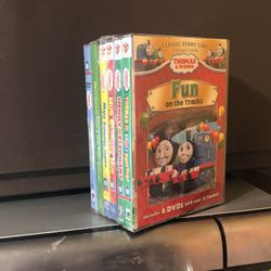 Thomas the train DVDs for Sale in Long Beach,  CA
