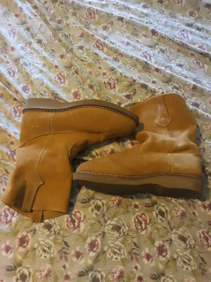 10.5 Rhino Work Boots and Timberline Dress Shoes for Sale in Smyrna, TN