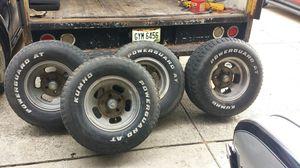 American racing aluminum deep dish slots for Sale in Reynoldsburg, OH