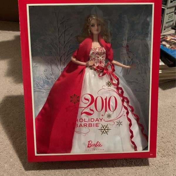 2010 Holiday Barbie
