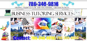 Accounting Econ Finance Tutoring Services & Assistance Online & In Person for Sale in Miami, FL