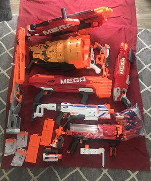 Nerf Guns collection Like new! for Sale in Port Orchard, WA