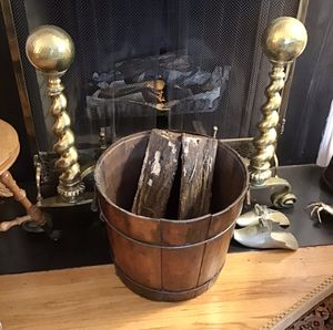 100 Year Old Wooden Bucket for Sale in Bethesda, MD