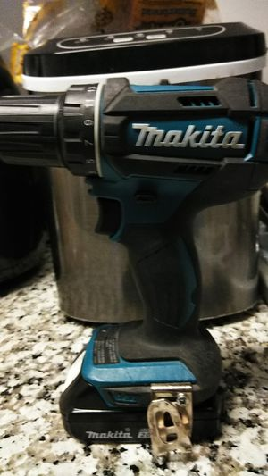 Makita Drill & Battery for Sale in Portland, OR