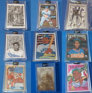 9 - Topps Project 2020 Baseball Cards (comes with Boxes) for Sale in Hemet, CA