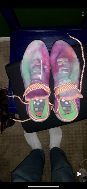 Adidas human races size 12 for Sale in Temecula, CA