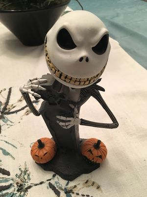 Jack Skellington the nightmare before Christmas for Sale in Dallas, TX