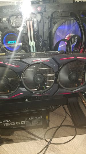 ASUS GeForce RTX 2080 Ti ROG Strix for Sale in Germantown, MD