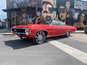 1969 Chevy impala SS for Sale in Miami Gardens, FL